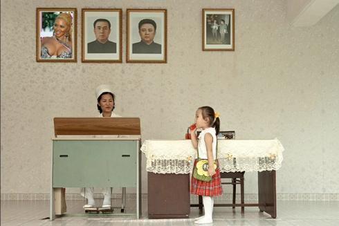Lil' Kim North Korea Kim Jong-il