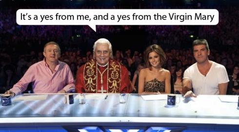 X Factor Pop