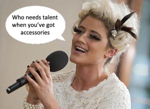 Katie Waissel X Factor