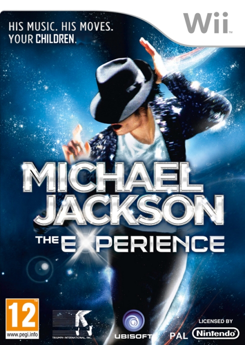 Michael Jackson The Experience Game Nintendo Wii