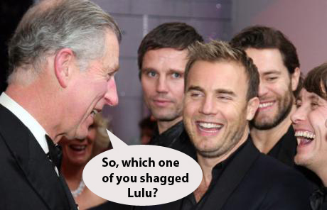 Take That Prince Charles