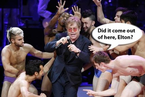 Elton John David Furnish Zachary Jackson John Levon John-Furnish Seleb Spy 2010