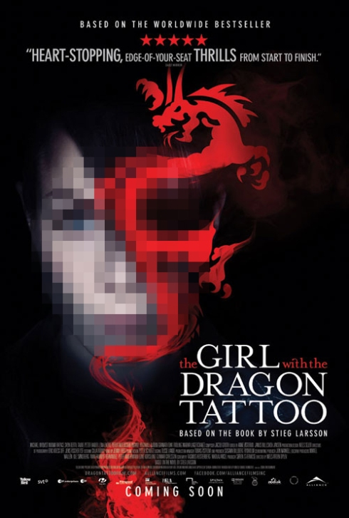 Julian Assange Wikileaks The Girl With the Dragon Tattoo