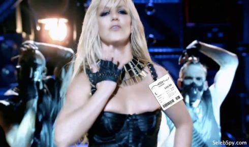 Britney Spears, Hold it Against Me, Seleb Spy, 2011, SelebSpy.com, Sherlock Cole