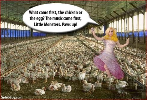Lady Gaga, Born This Way, Grammies, Grammy Awards, Seleb Spy 2011, SelebSpy.com