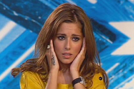 Cheryl Cole, X Factor, Seleb Spy, SelebSpy.com, 2011